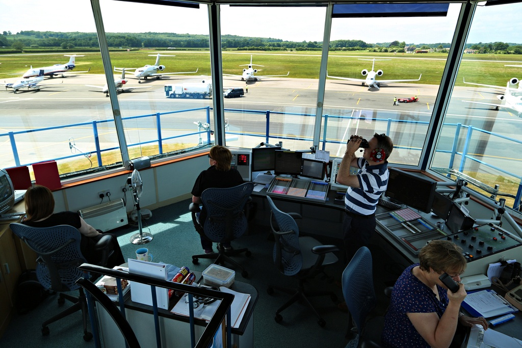 Oxford AirPort CCTV