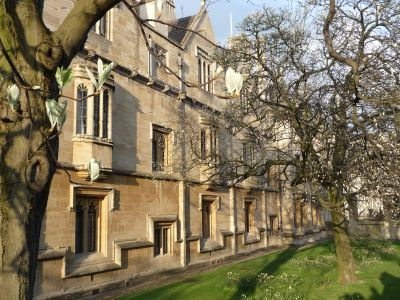Wiosna w Oxford