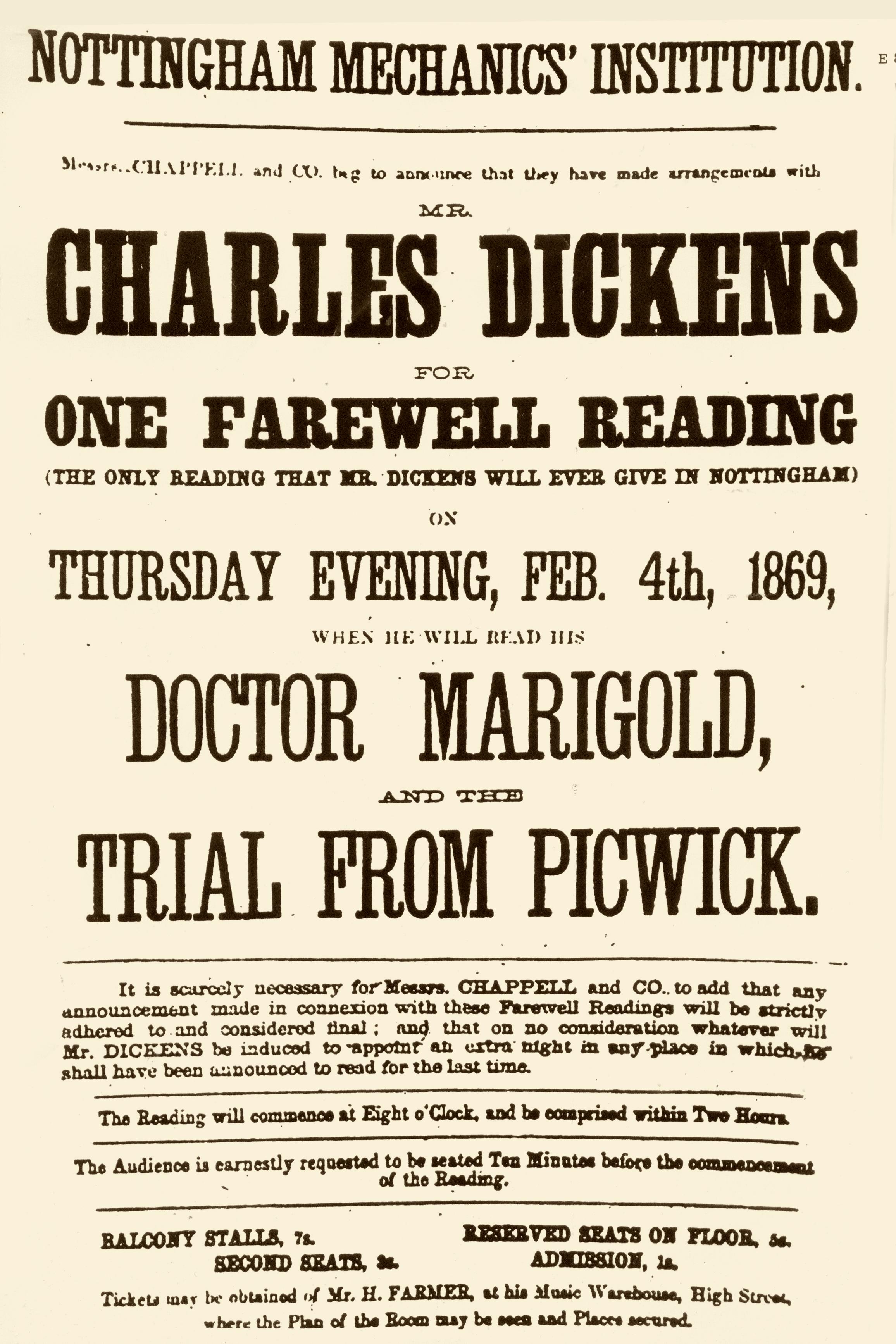 Dickens i jego świat