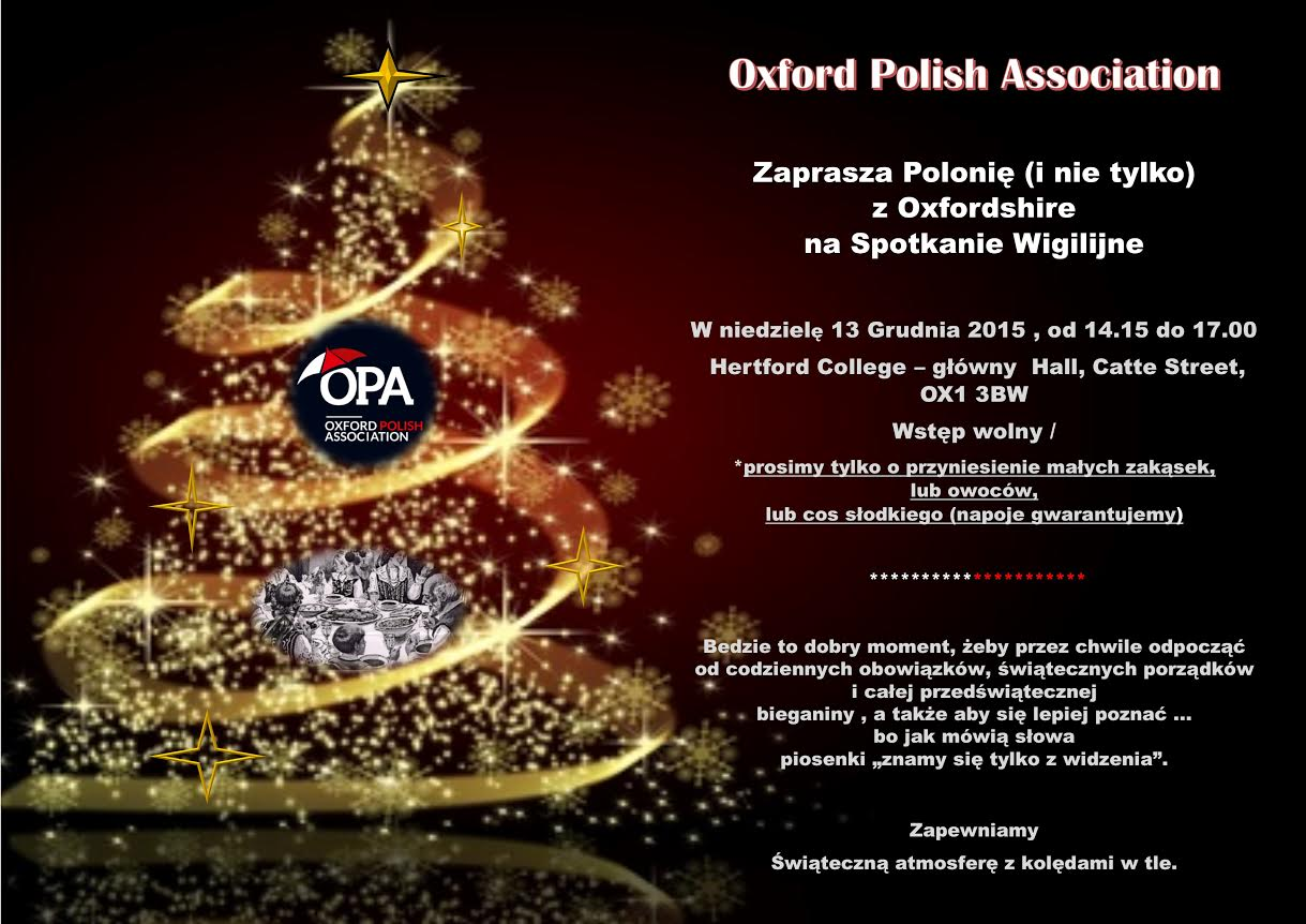 Spotkanie świąteczne w OPA