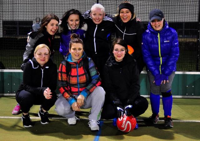 Polki z Oxfordu stworzyły drużynę piłkarską