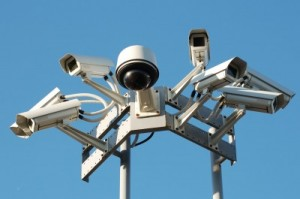Security cameras by Headway Group
