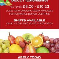 Job in Didcot