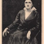 Maria Czaplicka 1915