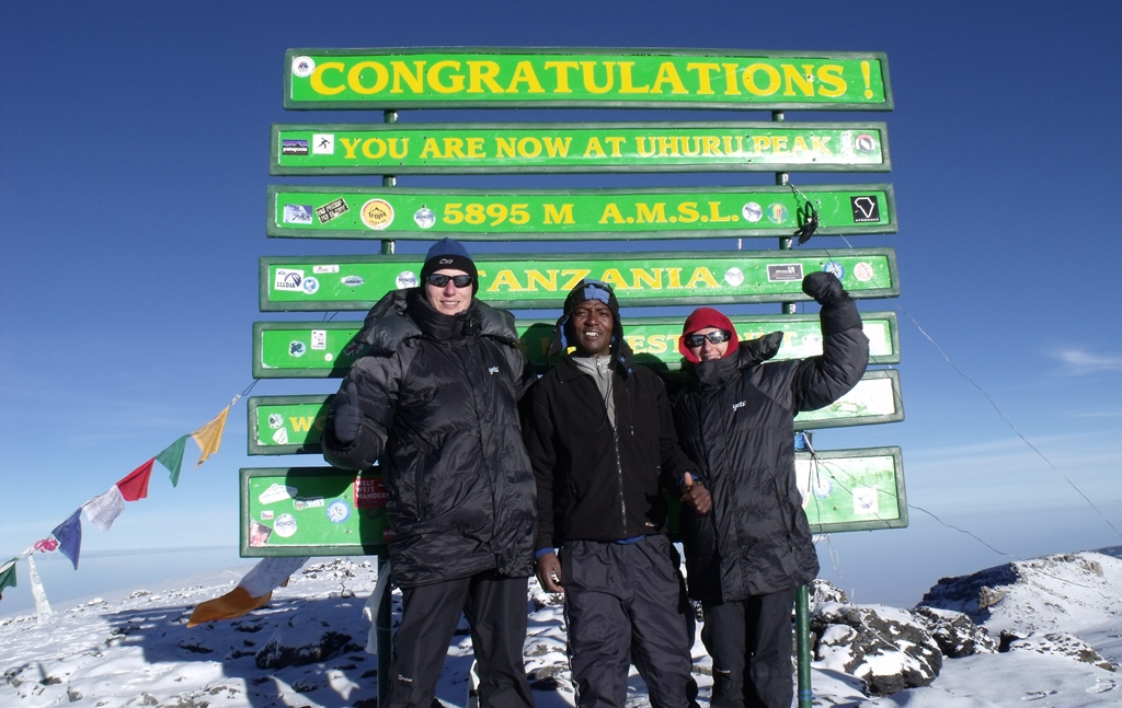 Wywiad z Sabiną i Marcinem Wieczorek zdobywcami Kilimandżaro