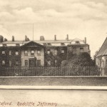 Radcliffe Infirmary dawniej