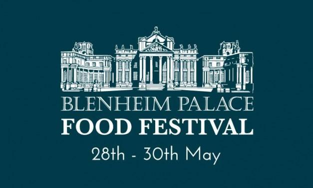 Blenheim Palace Food Festival 28-30 Maj 2016