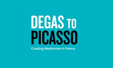 Degas to Picasso w Ashmolean Museum